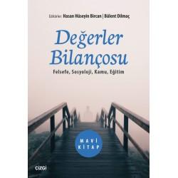 Değerler Bilançosu | Mavi Kitap (Felsefe,Sosyoloji,Kamu,Eğitim)