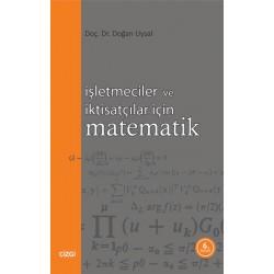 İşletmeciler ve İktisatçılar İçin Matematik