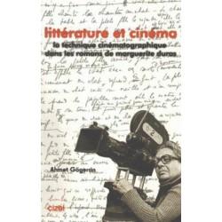 Littérature et Cinéma | la technique cinématographique dans les romans de marguerite duras