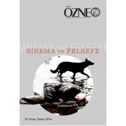 Özne Felsefe Bilim ve Sanat Yazıları | 20. Kitap | Sinema ve Felsefe
