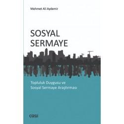 Sosyal Sermaye | Topluluk Duygusu ve Sosyal Sermaye Araştırması