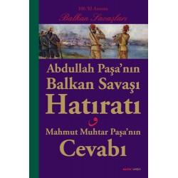 Abdullah Paşa'nın Balkan Savaşı Hatıratı