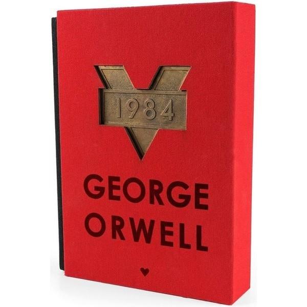 1984 Kırmızı Kutulu Özel Baskı