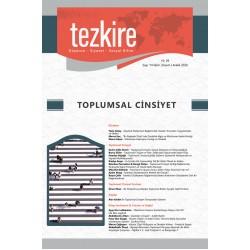 Tezkire 74. Sayı  | Dosya: TOPLUMSAL CİNSİYET