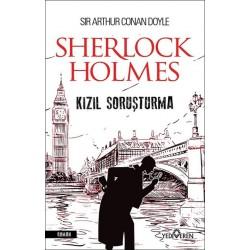 Kızıl Soruşturma-Sherlock Holmes