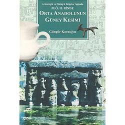 M.Ö. II.Binde Orta Anadolunun Güney Kesimi (Renkli)