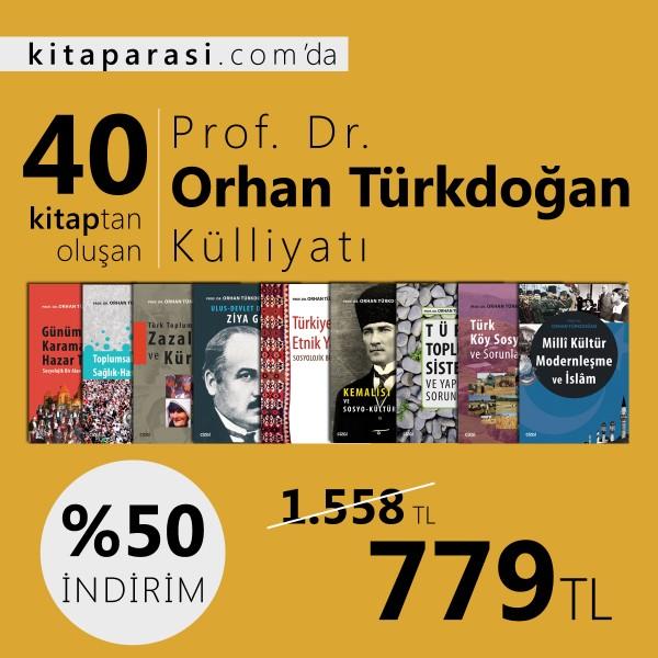 Orhan Türkdoğan Külliyatı | 40 Kitap
