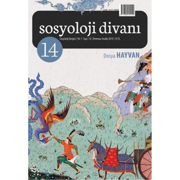 Sosyoloji Divanı 14 | Hayvan